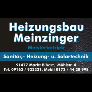 Sponsor Heizungsbauer Meinzinger Markt Bibart Meisterbetrieb